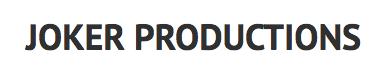Joker Productions vidéos Lausanne